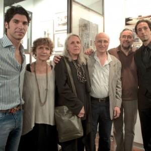 Fotografía de Cayetano Rivera, Blanca Berlin, Sylvia Plachy, Juan Manuel Castro Prieto, Publio López Mondéjar y Adrien Brody