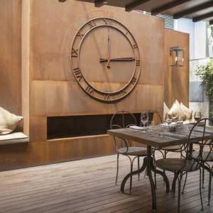 Terraza del Restaurante Dime en Barcelona