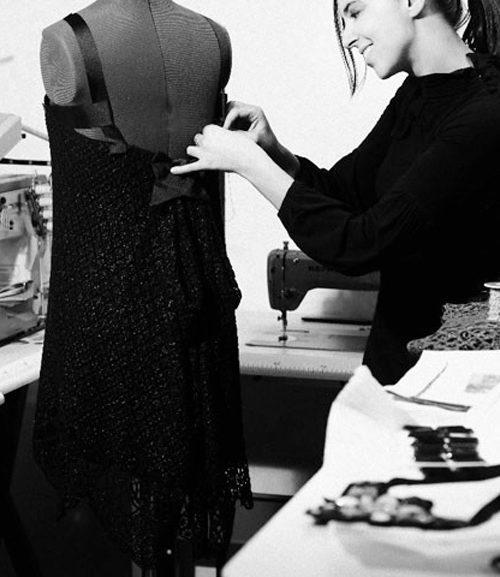 Alicia Rueda Diseñadora de Moda
