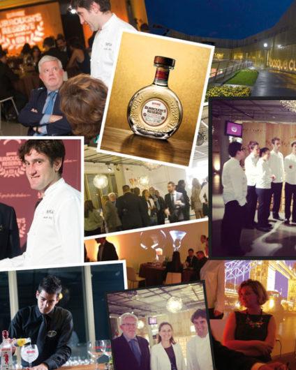 Presentación en Sebastián de la ginebra premium de Beefeater