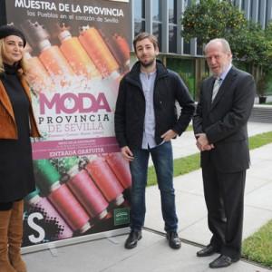 Presentación de la Feria de Moda de Sevilla
