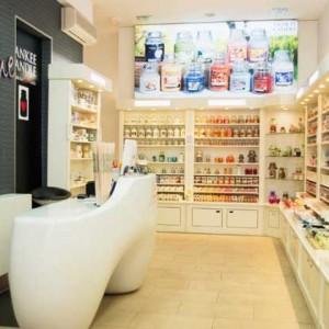 SMELL ME, única y exclusiva tienda de YANKEE CANDLE