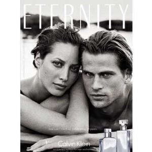 Eternity de Calvin Klein celebra su 25 aniversario