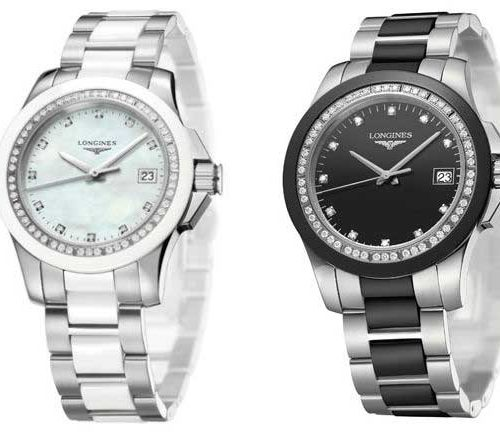 Relojes Longines Conquest Diamonds