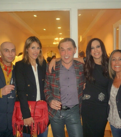 Gran éxito de la nueva flagshipstore de Alicia Rueda en Bilbao