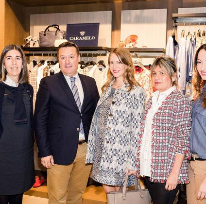 Caramelo organiza una masterclass de estilismo dirigida por Ana Antic en Bilbao