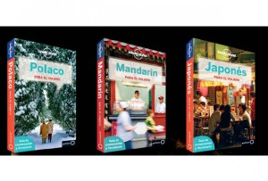 Guías Lonely Planet de conversación para el viajero