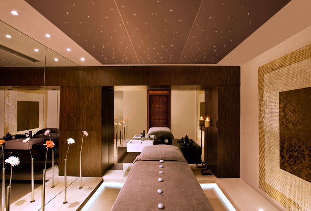 Spa del hotel The Residence Mauritius