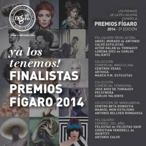 cartel premios fígaro 2014