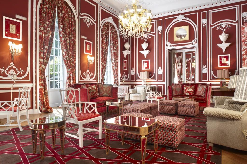 salon santo mauro hotel