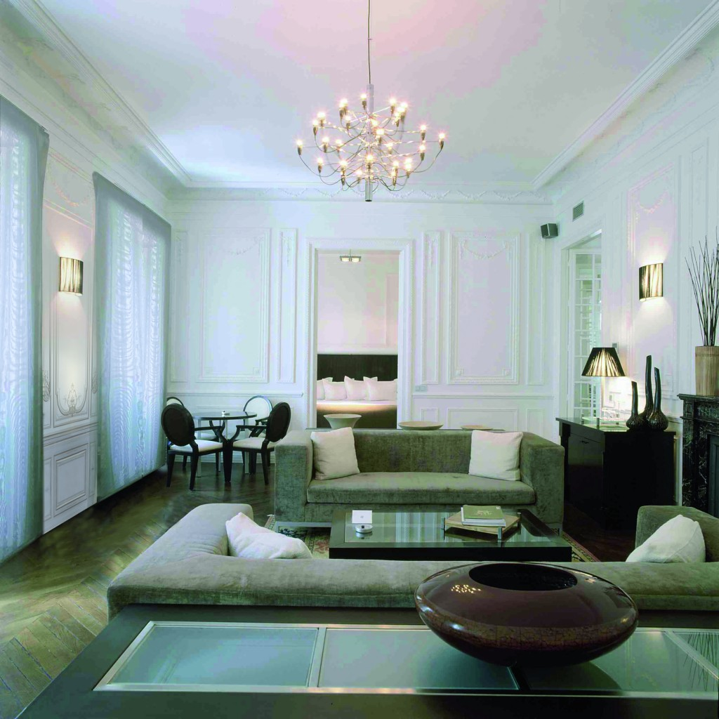 suite santo mauro madrid