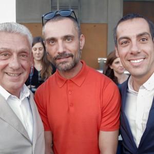 Jordi Clos David Delfín Joaquim Clos Hotel Urban Madrid