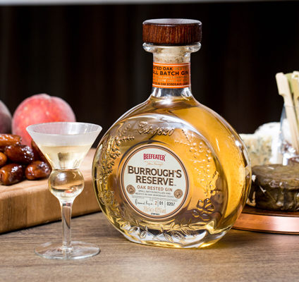 beefeater burrough reserve ginebra premium gastronomia