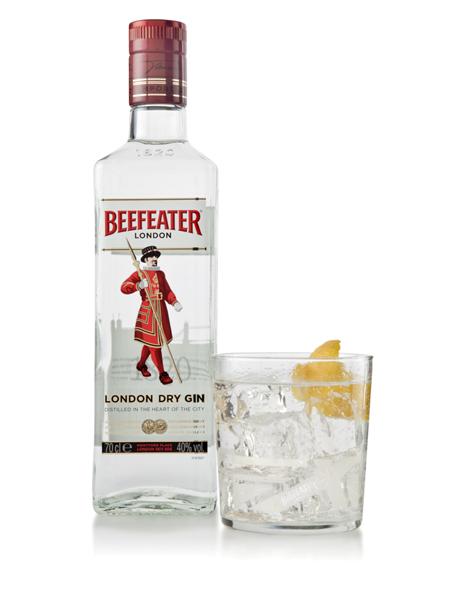 Medio Beefeater ruta bilbao bares copas