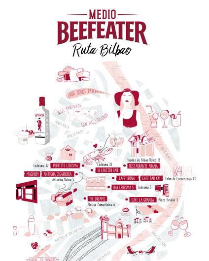 Planes Verano Bilbao Beefeater