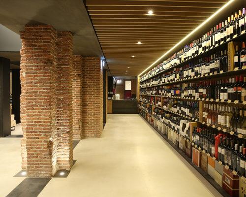 vinos destilados madrid