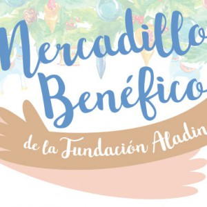 mercadillo benefico fundacion aladina madrid