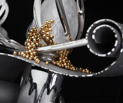 chopard joyeria ceremonia de la espada