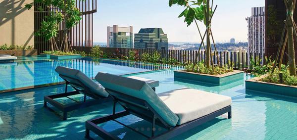 hotel oasia kettal interiorismo