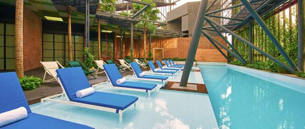 kettal interiorismo hotel oasia