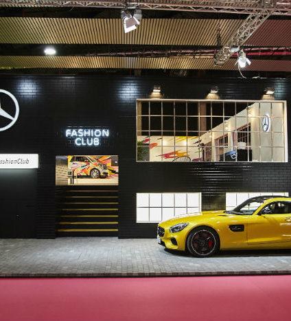 Mercedes-Benz Fashion Club madrid arte
