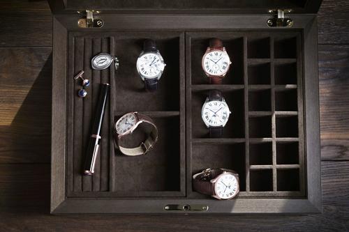 dive cartier relojes masculinos