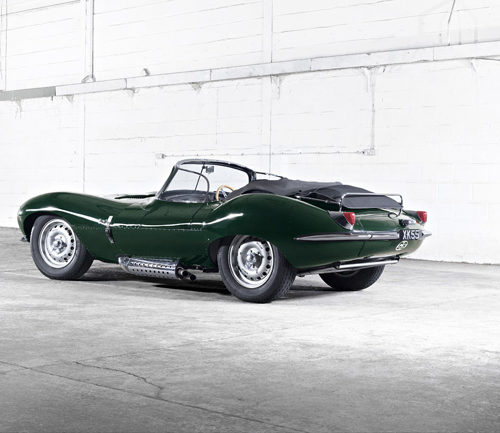 jaguar classic coches antiguos motor xkss