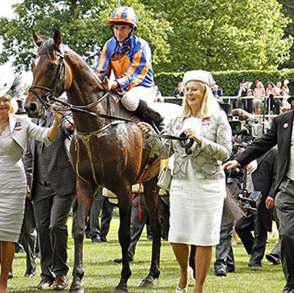ascot carrera de caballos berkshire