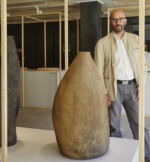 Loewe Craft Prize Ernst Gamperl