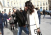 Amal Clooney bolso Paris Premier Longchamp moda