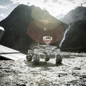 Audi lunar quattro Alien Covenant