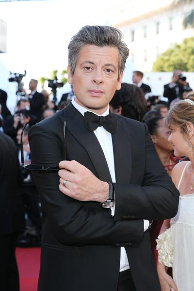 Benjamin Biolay Festival de Cannes alfombra roja