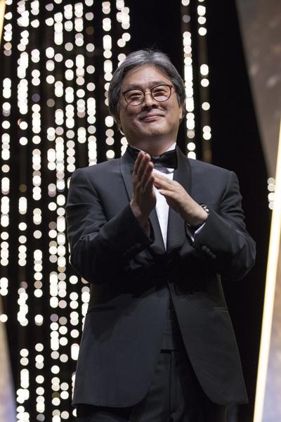 Festival de Cannes Park Chan Wook