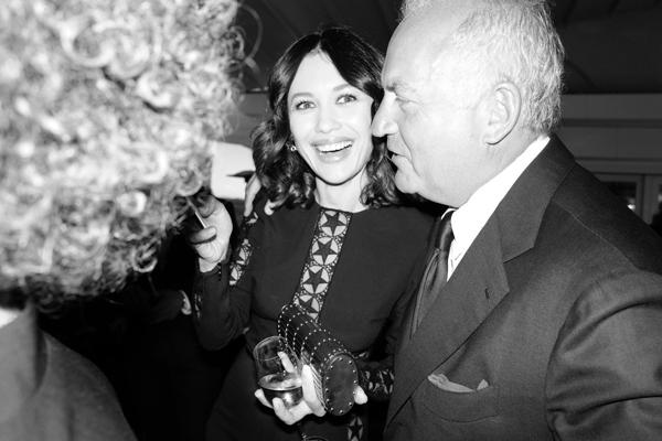 Olga Kurylenko cannes Filmmakers dinner