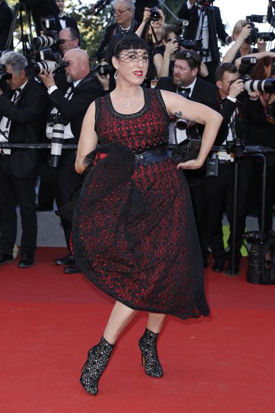Rossy de Palma Festival de Cannes