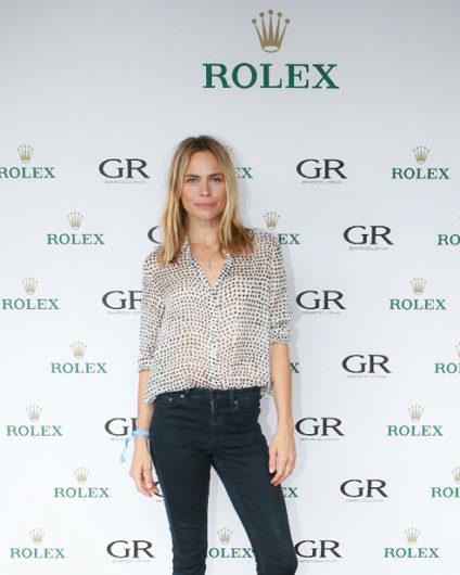 Veronica Blume Rolex GR Barcelona