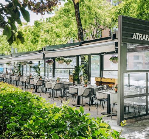 atrapallada restaurante gallego madrid