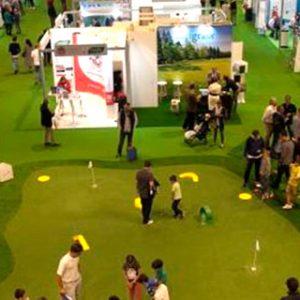 unigolf es la feria de golf que se presenta en Ifema