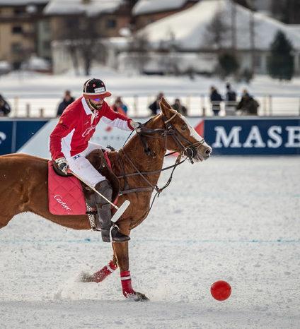 Plol World Cup en St Moritz