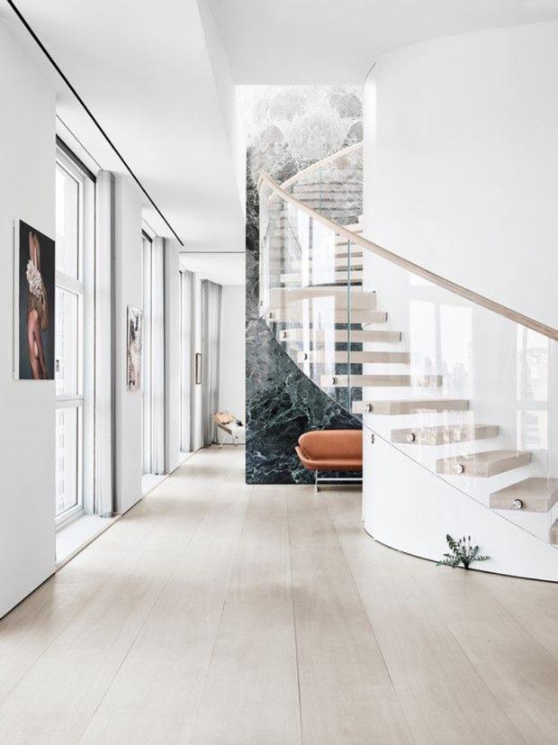 loft en nueva york de estilo industrial nordico