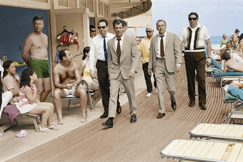 frank sinatra miami boardwalk1968 terry oneill