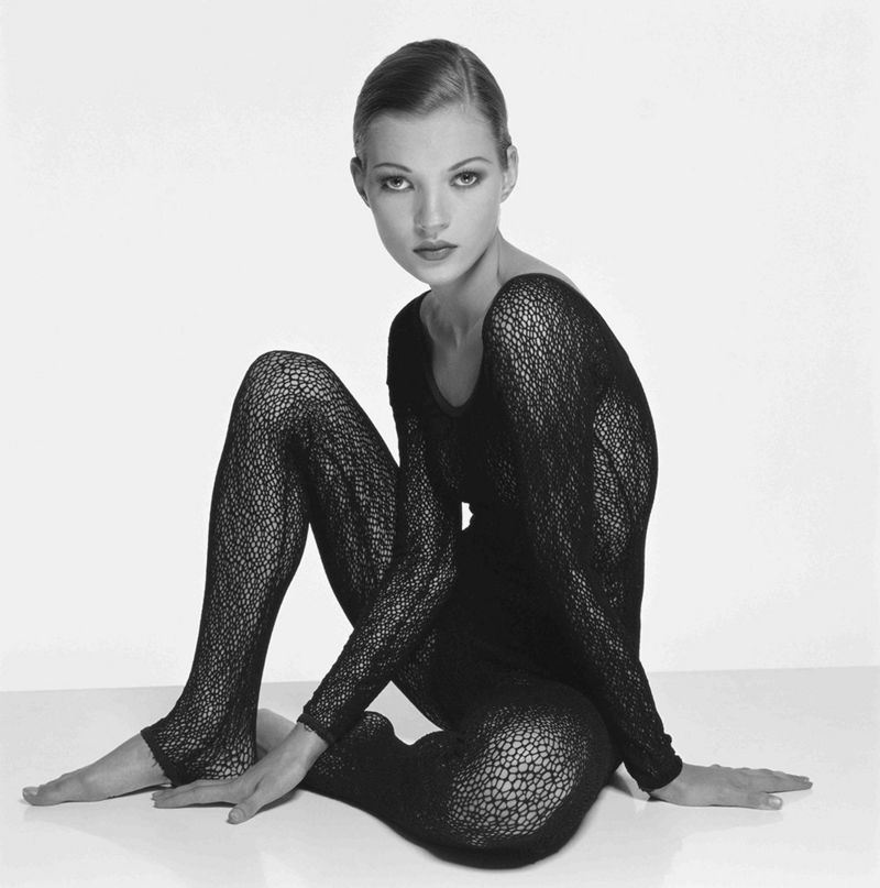 kate moss Terry Oneill