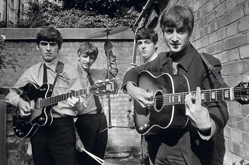 the beatles london 1963 Terry_Oneill