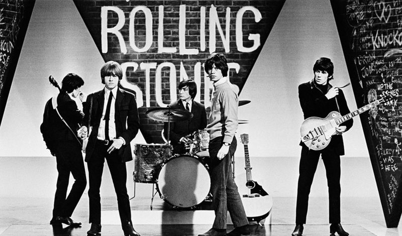 the rollingstones 1964 Terry Oneill