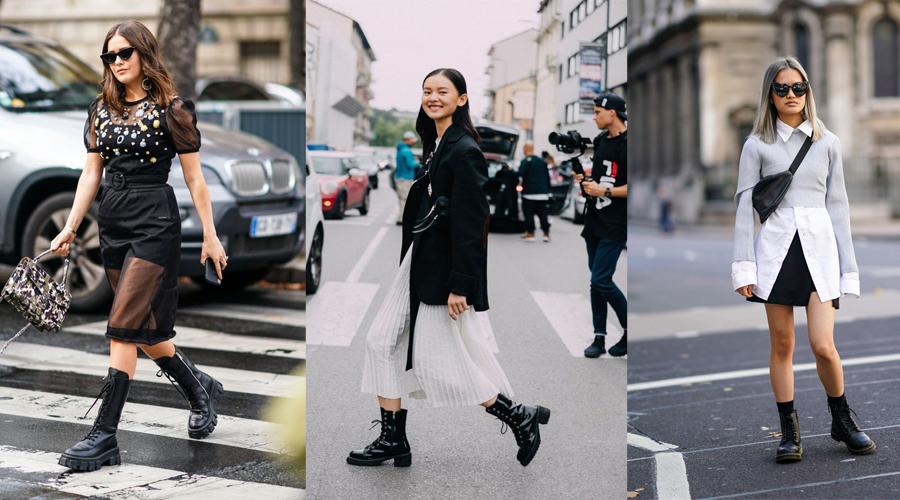 botas militares moda enboga