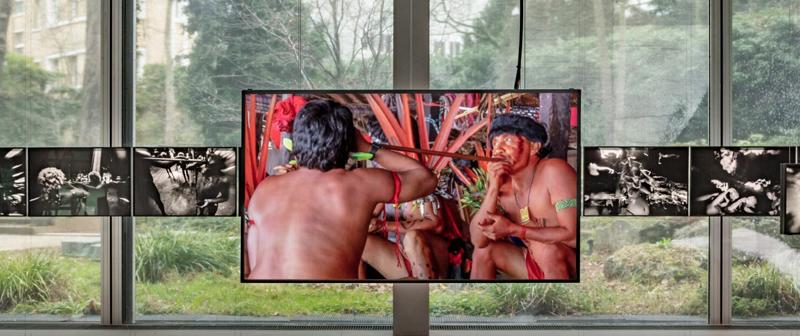 claudia andujar exposicion_arte_indigenas fundacion cartier