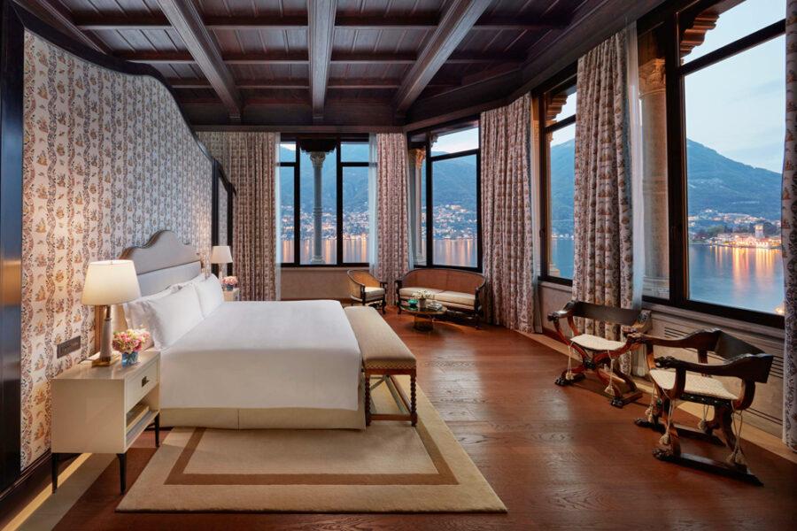 penthouse mandarin oriental lago di como
